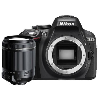 Nikon D5300 + Tamron 18-200 VC