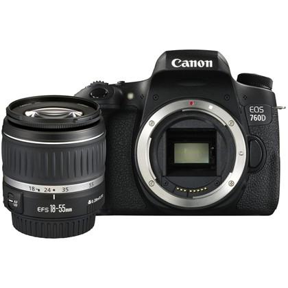 Canon 760d +18-55mm