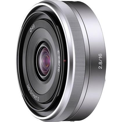 Sony 16mm f/2.8