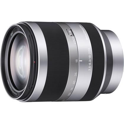 Sony E-Mount 18-200mm f/3.5-6.3 Zoom Lens