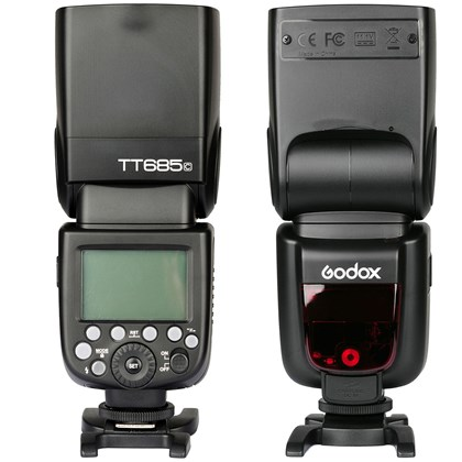 GODOX tt-685 FLASH TTL CANON