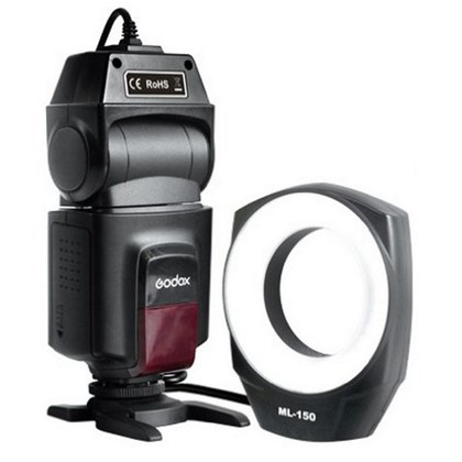 GODOX ML150 RINGFLASH