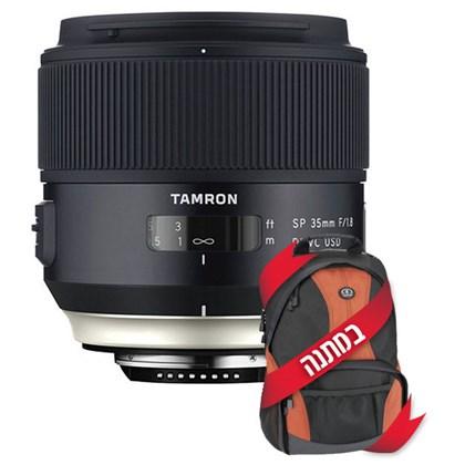 Tamron SP 35mm f/1.8 Di VC USD Lens for Nikon
