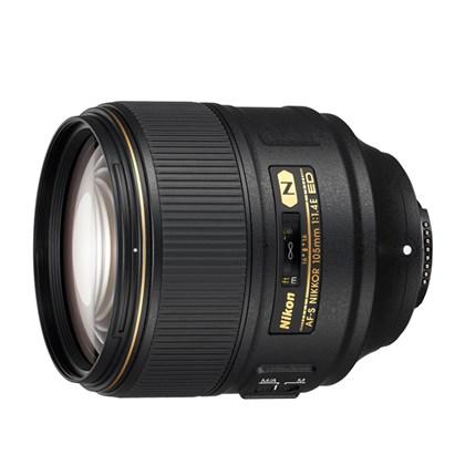 Nikon 105mm 1.4 E AF-S FX