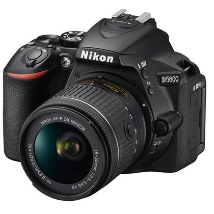 Nikon D5600 + 18-55mm VR AF-P