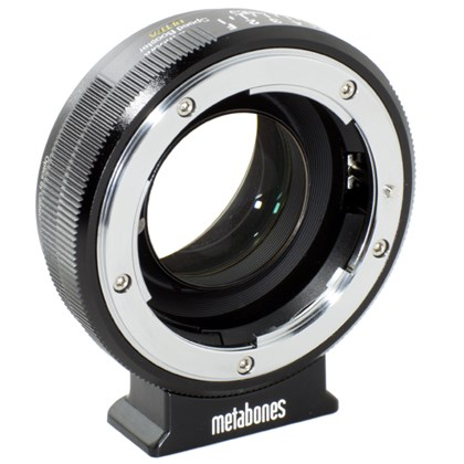 Metabones Nikon G to SONY E speed booster ULTRA x0.71