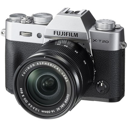 Fuji X-T20 + 16-50