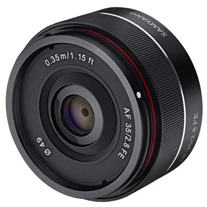 Samyang AF 35mm F2.8 Sony FE Auto Focus