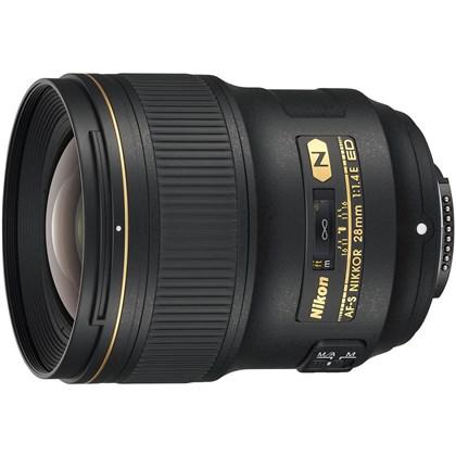Nikon AF-S NIKKOR 28mm f/1.4E ED Lens