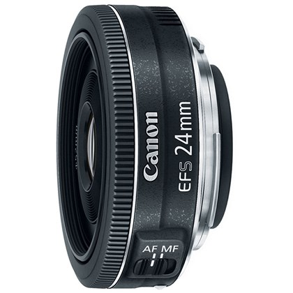 CANON EF-S 24 F2.8 STM