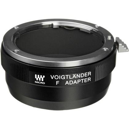 Voigtlander Adapter F Micro Four Thirds Adapter