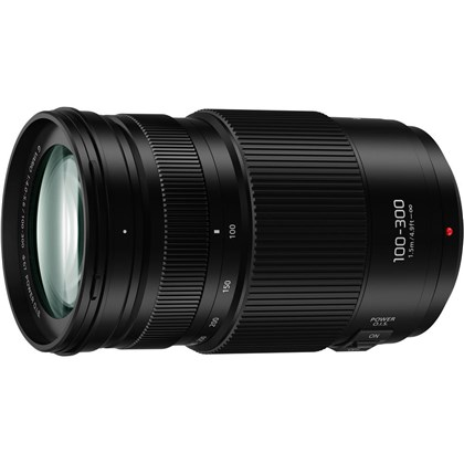 Panasonic Lumix G Vario 100-300mm f/4-5.6 II POWER O.I.S.
