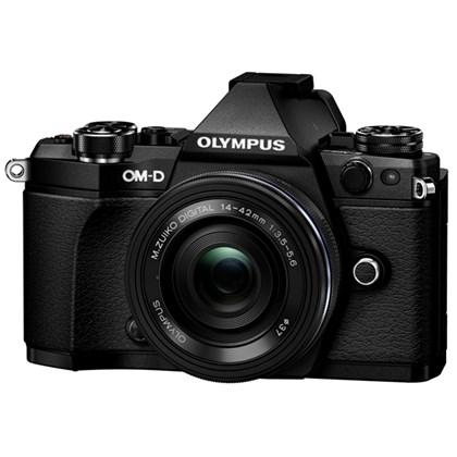 OLYMPUS E-M5II+14-42
