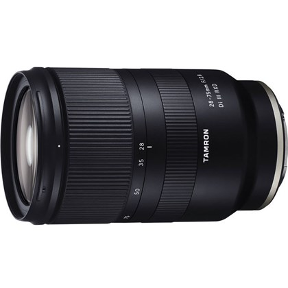 Tamron 28-75mm f/2.8 Di III RXD For Sony E
