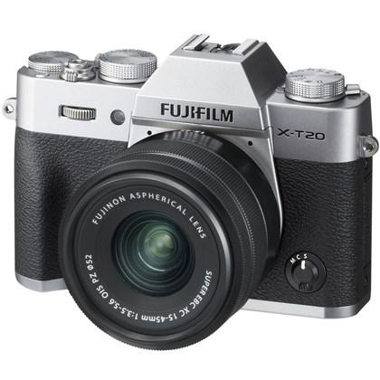 FUJI X-T20 + 15-45mm