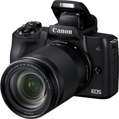 CANON EOS M50 + 18-150mm