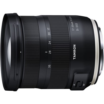 Tamron SP AF 17-35mm f/2.8-4 Di OSD for Canon