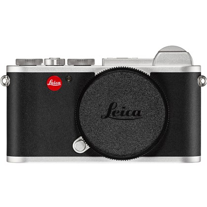LEICA CL SILVER anodized finish