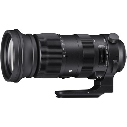 Sigma 60-600mm f/4.5-6.3 DG OS HSM Sports Lens for Nikon