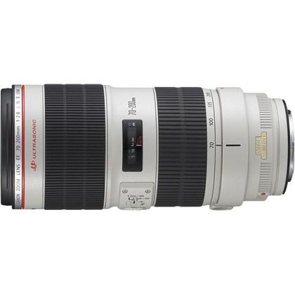 עדשת קנון Canon 70-200mm f/2.8 L USM
