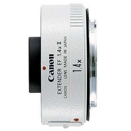 קנון מכפיל עדשה Canon Extender EF II 1.4X