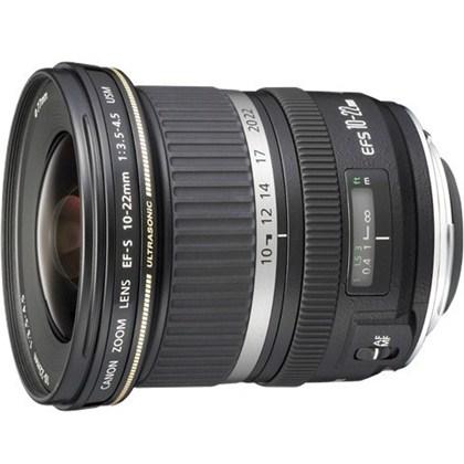 Canon 10-22mm f/3.5-4.5 USM עדשת קנון