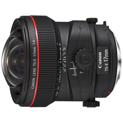 Canon TS-E 17mm f/4L עדשת קנון