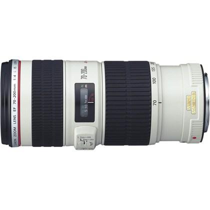 עדשת קנון טלה-פוטו עם מייצב תמונה Canon 70-200mm f/4 L IS USM
