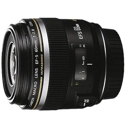 Canon 60mm f/2.8 Macro USM עדשת קנון