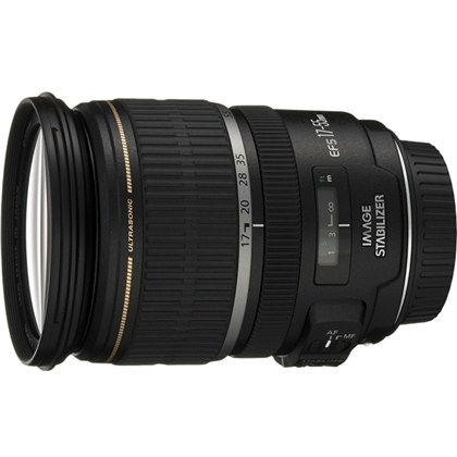 עדשת קנון  Canon 17-55mm f/2.8 IS USM