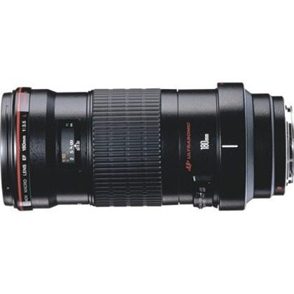 עדשת קנון מאקרו Canon 180mm f/3.5 L Macro USM