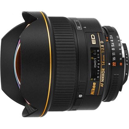 עדשת ניקון Nikon 14mm f/2.8 ED AF
