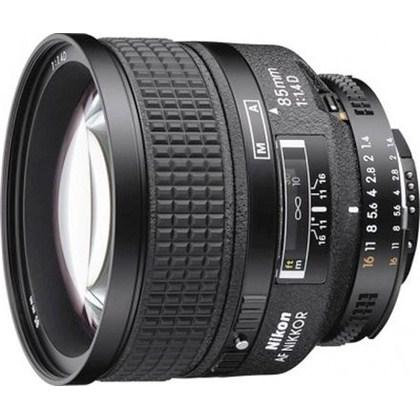 עדשת ניקון Nikon 85mm f/1.4 D AF