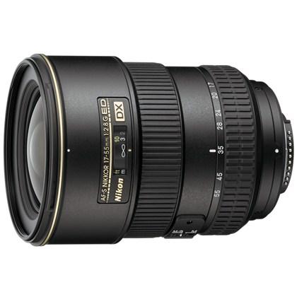 NIKON 17-55mm f/2.8 G IF-ED AF-S DX עדשת ניקון