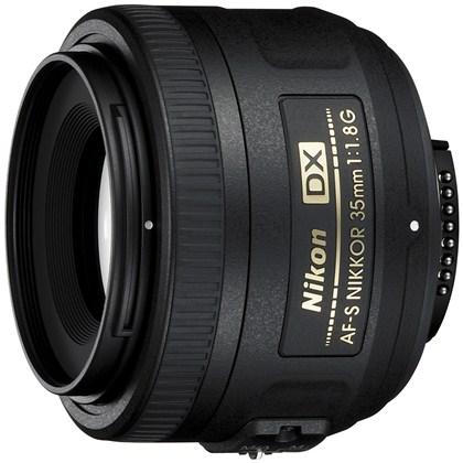 עדשת ניקון Nikon 35mm f/1.8 G AF-S DX