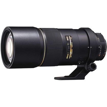 עדשת ניקון עם מנוע פנימי Nikon 300mm f/4 D IF ED AF-S