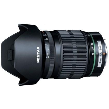 עדשה פנטקס Pentax lens SMCP-DA 16-45mm f/4.0 ED/AL LE