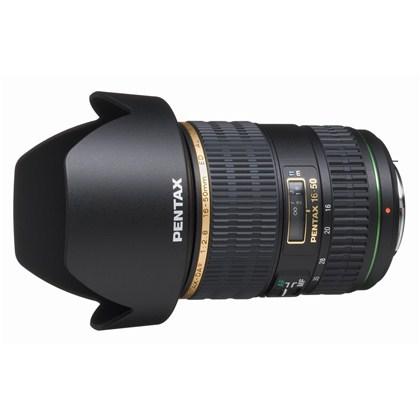 עדשת זום  פנטקס Pentax Zoom Super Wide-Telephoto SMCP-DA* 16-50mm f/2.8 ED AL
