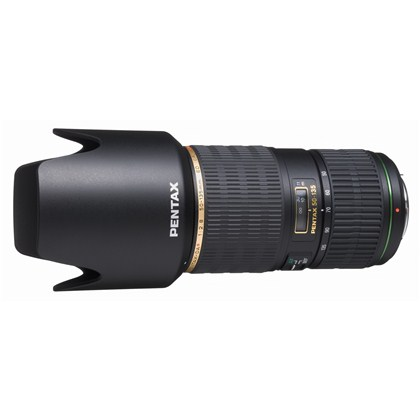 עדשת זום  פנטקס Pentax Zoom Telephoto SMCP-DA* 50-135mm f/2.8 ED AL