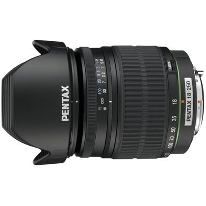 עדשה פנטקס Pentax lens SMCP DA 18-250mm f/3.5-6.3 ED AL