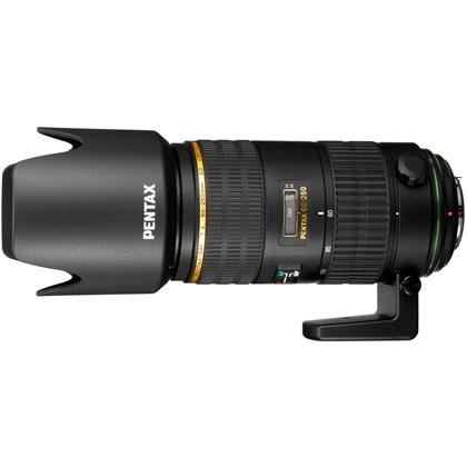 עדשה  פנטקס Pentax DA* 60-250mm F4 (If0 SDM