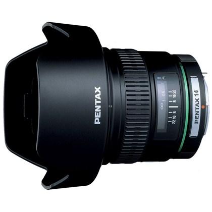 עדשה  פנטקס PENTAX-DA 14mm F2.8 ED