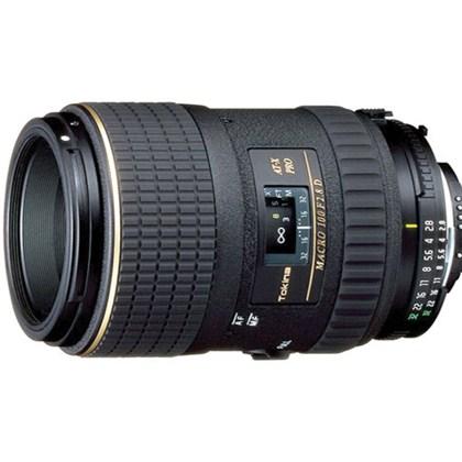 Tokina AT-X 100mm f/2.8 PRO D Macro Lens עדשת טוקינה