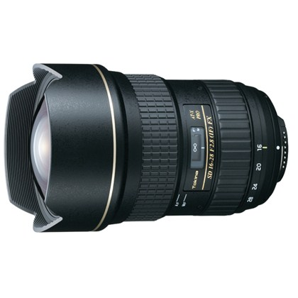 Tokina 16-28mm F/2.8 ATX Pro FX Zoom Lens עדשת טוקינה