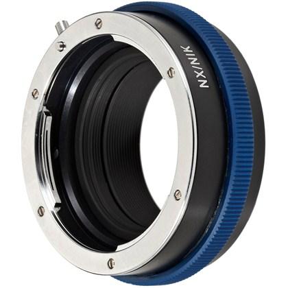 מתאם בין עדשות Olympus OM למצלמות NX של SAMSUNG