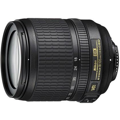 Nikon 18-105mm f/3.5-5.6 G ED VR AF-S DX עדשת ניקון
