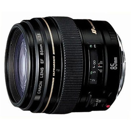 קנון עדשה CANON 85mm f/1.8 usm