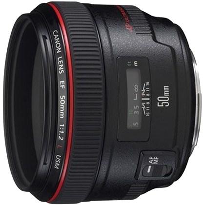 עדשת קנון  Canon 50mm f/1.2 L USM