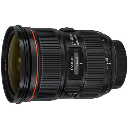 עדשת קנון Canon 24-70mm f2.8 L II USM