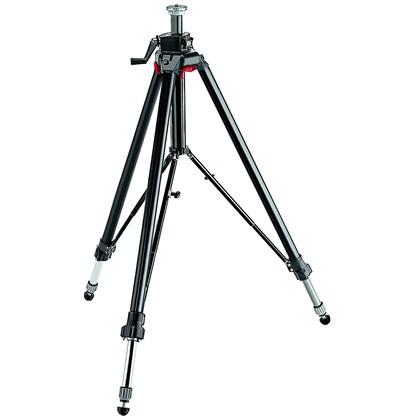 Manfrotto TRIAUT CAMERA 058B  חצובת סטודיו
